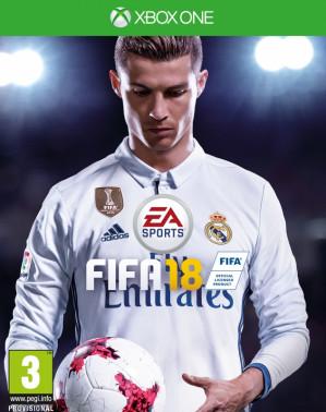 FIFA 18 - XBOX One voor €56,90
