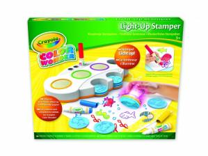 Crayola stempelset Color Wonder Light Up Stamper voor €14,98