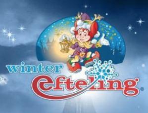 Tickets Winter Efteling incl parkeren voor €18,75 + €1,50 transactiekosten