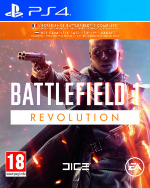 Battlefield 1 - Revolution Edition - PS4 voor €44,75
