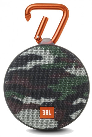 JBL Clip 2 - Special Edition - Squad Camouflage voor €39