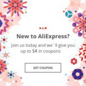 AliExpress Mobile €3,45 korting vanaf €4,31 Korting Bij Besteding Van $5