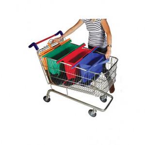 Handige boodschappentassen (4 stuks) voor €24,90