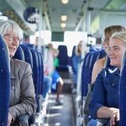 Gratis met de bus reizen 25 oktober in Groningen/Drenthe