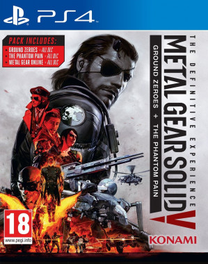 Metal Gear Solid V, The Definitive Experience vanaf €12