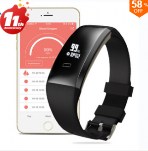 WP101 OLED Monitor Sport Tracker voor €11,18