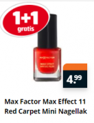 Diverse merken nagellak  1+1 gratis