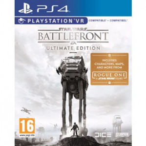 Star Wars: Battlefront Ultimate Edition PS4 voor €4,99