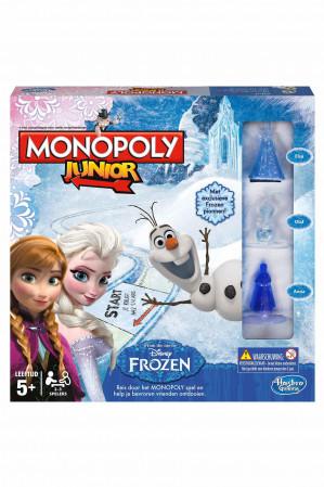 Hasbro Monopoly junior Disney Frozen voor €6,99