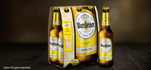 Warsteiner Radler 6-pack: van €3,79 voor €1,89 dmv cashback