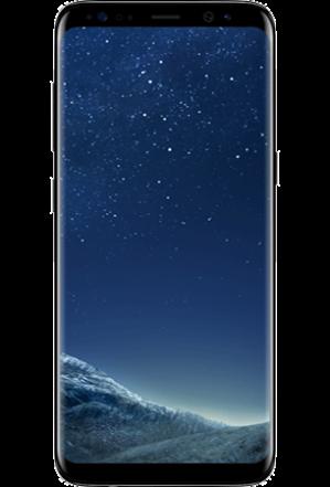 Samsung Galaxy S8 64GB Zwart voor €589,58