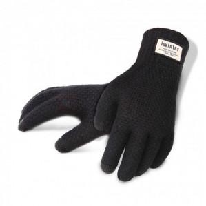 wiinter touchscreen gebreide handschoenen voor €2,80 dmv code