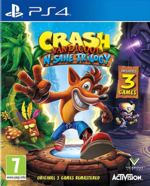 Crash Bandicoot N Sane Trilogy voor €28,99