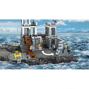 Lego City Gevangeniseiland voor €54,95