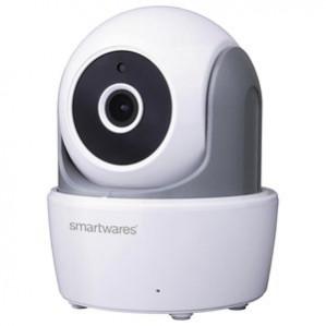 Smartwares C734IP - IP camera binnen - Pan/Tilt - 5m nachtzicht  voor €50