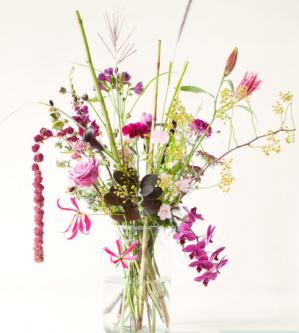 Kortingscode Bloomon voor 30% korting op je eerste bos bloemen en bijpassende glazen vaas