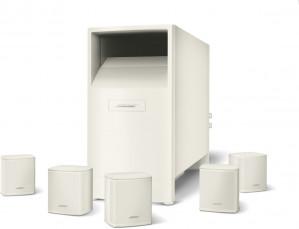 Bose Acoustimass 6 serie V - 5.1 speakerset - Wit voor €599