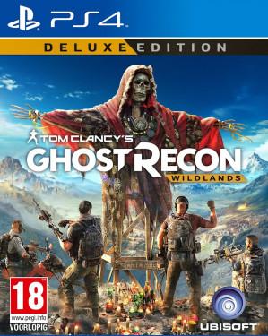 Ghost Recon: Wildlands - Deluxe Edition - PS4 voor €34,99