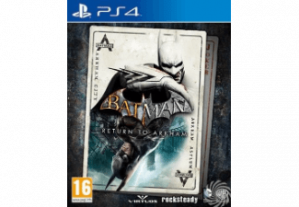 Batman - Return To Arkham | PlayStation 4 voor €18,40