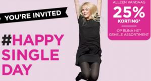 Singles day bij IciParisxl tot 30% korting