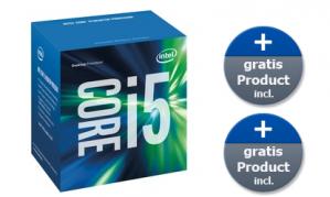 Gratis software pakket t.w.v. €290 bij aanschaf van 1 van de geselecteerde i5 processoren