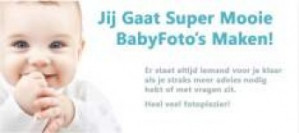 Online cursus Babyfotografie