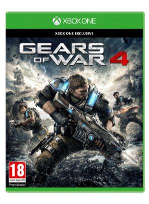 Gears of War 4 - Xbox One voor €12,77