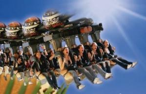 Entree tickets voor Phantasialand voor €29,95