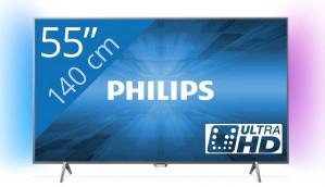 Philips 55PUS6401 - 4K tv voor €599