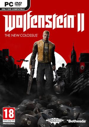 Wolfenstein II The New Colossus - Code in a Box - Windows voor €26,87 dmv code