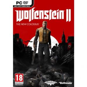 Wolfenstein II The New Colossus - Code in a Box - Windows voor €30,49