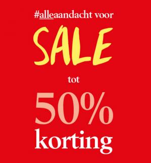 Sale bij Shoeby: kortingen tot 50% +15%