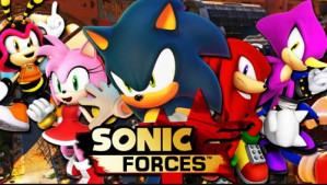Preorder Sonic Forces Deluxe Edition voor €22,63 dmv code