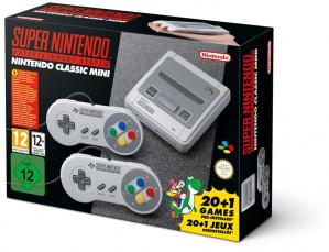 Nintendo Classic Mini Super Nintendo voor €89,99