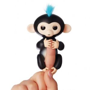 Interactieve baby aapjes Fingerling voor €7.55  d.m.v. code