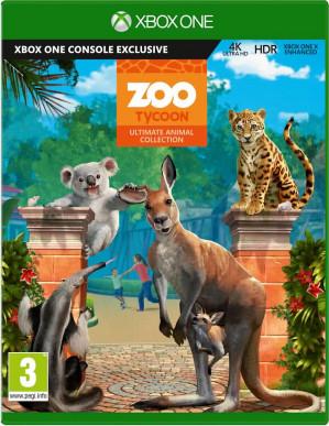 Zoo Tycoon - Xbox One voor €20,51 dmv code