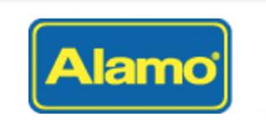 Kortingscode Alamo voor €10 korting op je huurauto