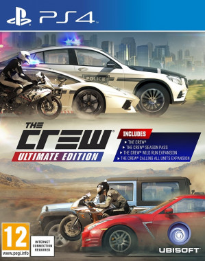 The Crew Ultimate Edition voor €15,69