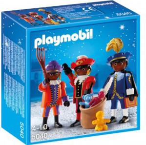 Playmobil Drie Zwarte Pieten - 5040 voor €7,99
