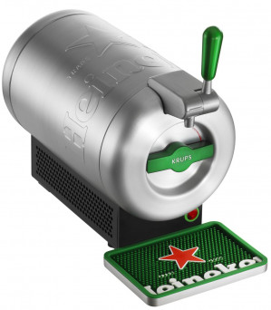 THE SUB Heineken Edition, Krups VB650E10 - Biertap voor €109