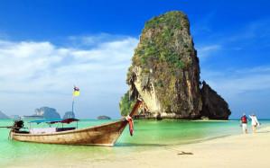 Ticket voor enkele vlucht van  Keulen-Bonn naar Phuket (Thailand) voor €200