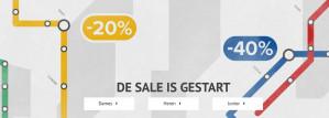 Sale bij Asadventure met kleding vanaf €3