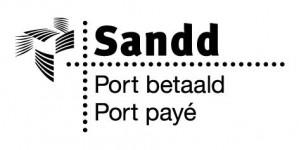 Sandd postzegels voor €0,60