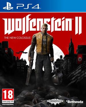 BETHESDA Wolfenstein II The New Colossus voor €49,99