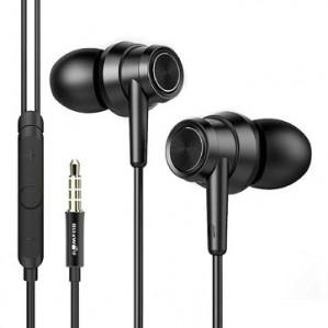 BlitzWolf® Graphene Earphone BW-ES1 In-ear Wired Control Earphone met microfoon voor €7,47