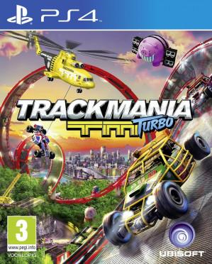 Trackmania Turbo - PS4 voor €14,99