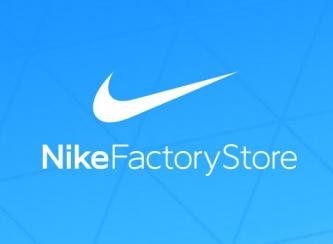 Kortingsbon voor 30% korting in de Nike Factory Outlet stores