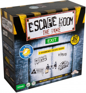 Escape Room The Game voor €26,95