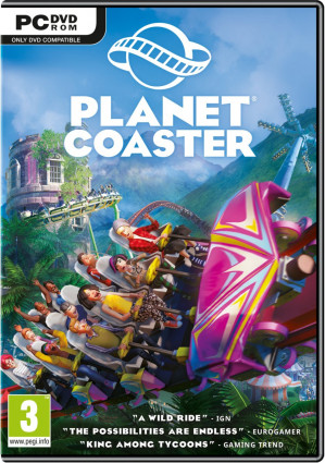 Planet Coaster - Windows voor €22,29
