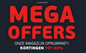 Sale met kortingen tot 80% bij Pabo + stapelkorting + €10 extra